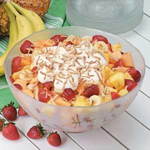 Tropical Fresh Fruit Salad
