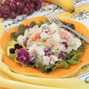 Quick Hawaiian Chicken Salad
