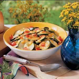 Zucchini Santa Fe