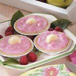 Banana Berry Tarts