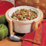Basil Bean Salad