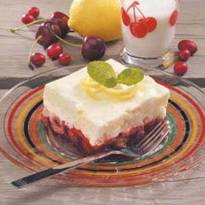 Cranberry Cherry Salad