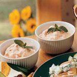 Peachy Applesauce Salad