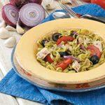 Fast Easy Mediterranean Chicken
