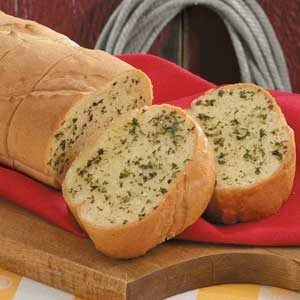 Herbed Garlic Bread