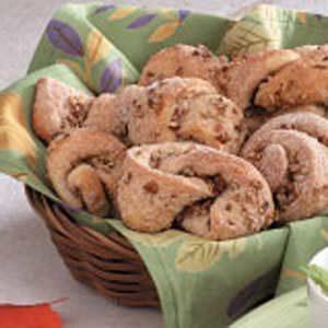 Cinnamon Bread Shapes