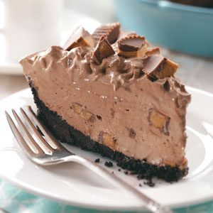 Peanut Butter Cup Pie