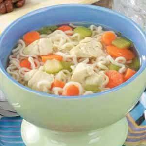Oodles of Noodles Soup