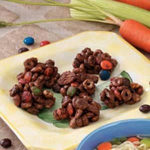 Pecan Cereal Clusters