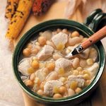 Slow-Cooked White Chili