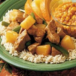 Tangy Sweet and Sour Pork