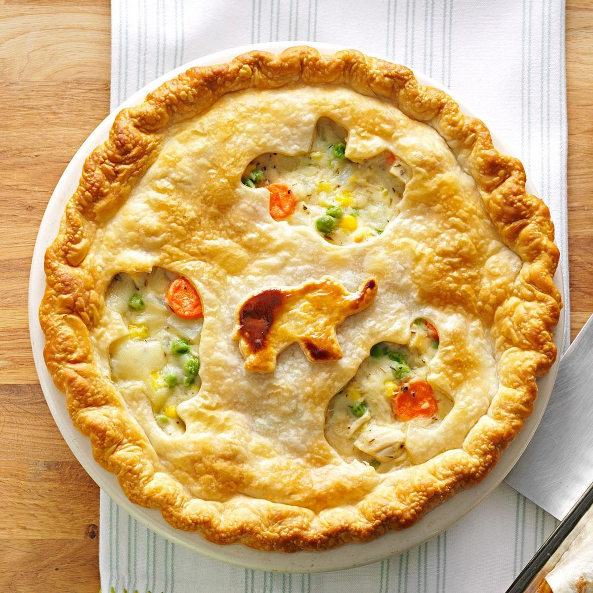 Favorite Chicken Potpie Recipe How To Make It Taste Of Home