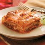 Creamy Lasagna Casserole