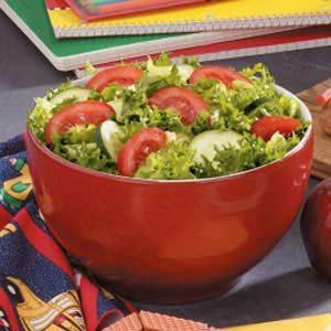 Straight-A Salad