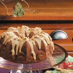 Apple Spice Tube Cake