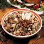Sausage-Pecan Turkey Stuffing