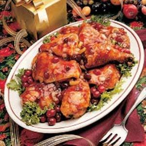 Easy Cranberry Chicken
