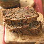 Spicy Cranberry Nut Bread