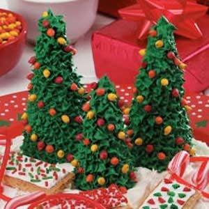 Sugar Cone Spruce Trees