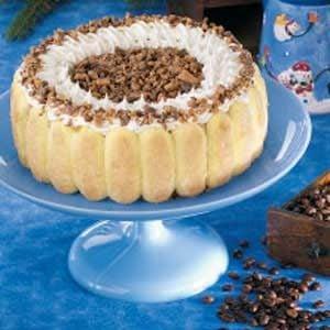 Coffee Ice Cream Torte
