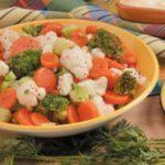 Italian Mixed Vegetables