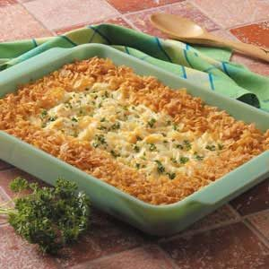 Makeover Au Gratin Hash Browns