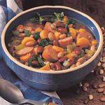 Sausage Bean Stew
