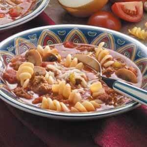 Homemade Italian Stew