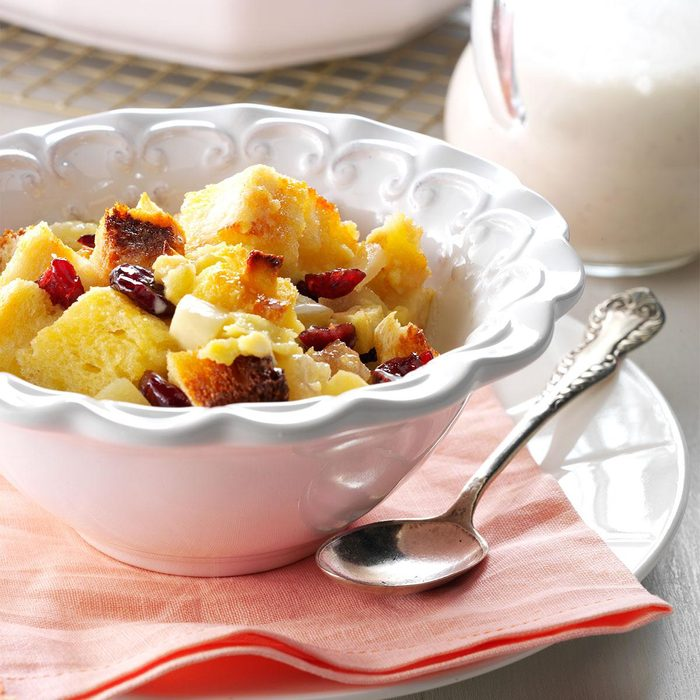 Day 12: Christmas Bread Pudding