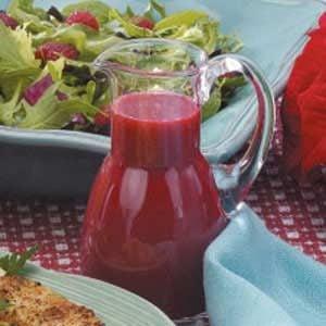 Chicken Broth Raspberry Vinaigrette