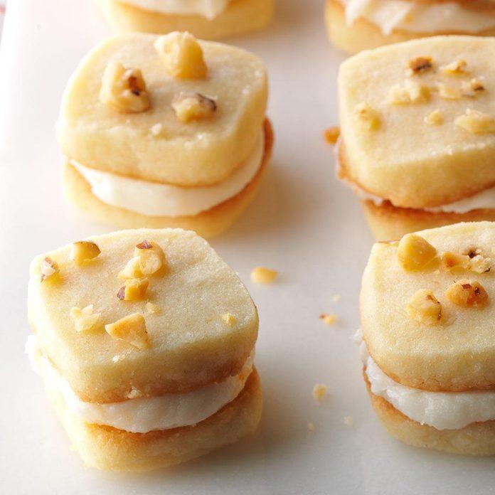 Lemon Tea Cookies