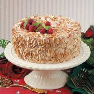 Chocolaty Almond Cake