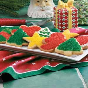 Makeover Cutout Sugar Cookies