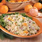 Mandarin Couscous Salad