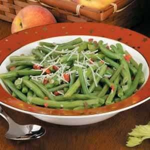 Green Beans 'n' Celery