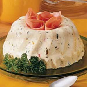 Molded Egg Salad
