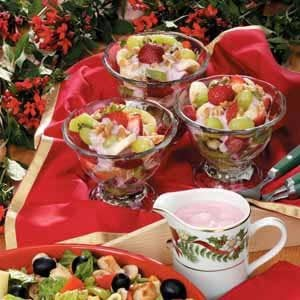 Strawberry-Honey Salad Dressing