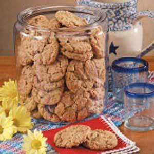 Oatmeal Nut Cookies