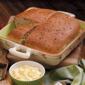 Fennel Seed Wheat Bread