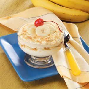 Double-Decker Banana Cups