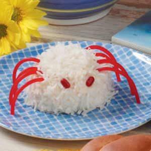 Itsy Bitsy Spider Cakes