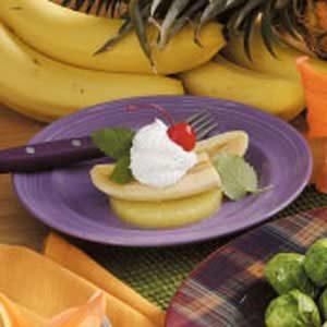 Banana Delight Dessert