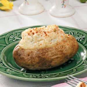 Twice-Baked Spuds