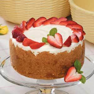 Miniature Lemon Cheesecake