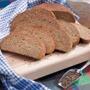 Swedish Rye Loaves
