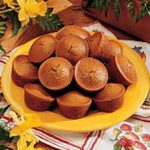 Snappy Ginger Muffins