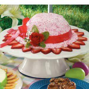 Pink Bonnet Gelatin