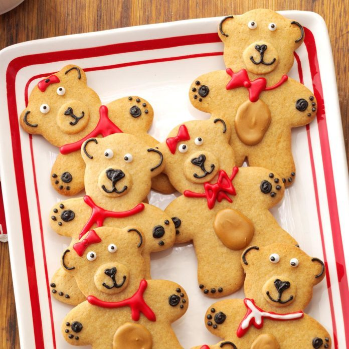 Peanut Butter Bears