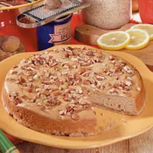 Toffee-Pecan Nutmeg Cakes