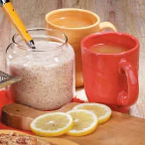Instant Spiced Tea Mix